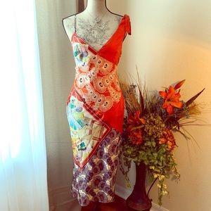 Karen Millen Postcard Dress